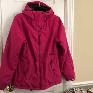 Billabong Pink 8K/8K Snowboard jacket - M
